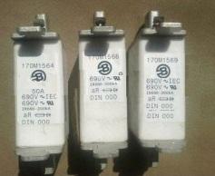 Fuses, Coopper Bussmann, 170M1564 FUSE 690V, 63 A