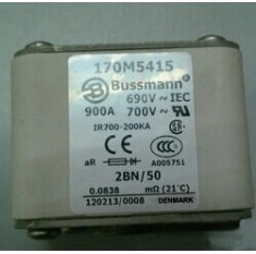 Fuses, Coopper Bussmann, 170M5415 FUSE 690V, 900 A