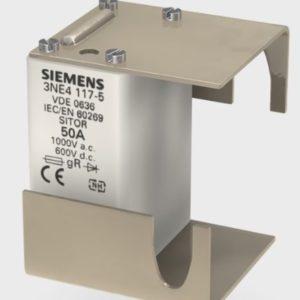 Fuse, Sitor Fuse, 3NE4117-5 SITOR FUSE-LINK 50A, AC 1000V, FOR 6QG11