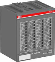 plc iomodule AO523 1SAP250200R0001