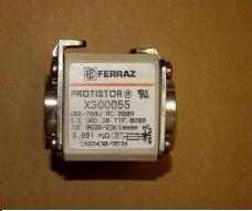 Fuse, Ferraz Shawmut Fuse, 69URD30TTF0200 / X300055 FUSE 690V, 200 A